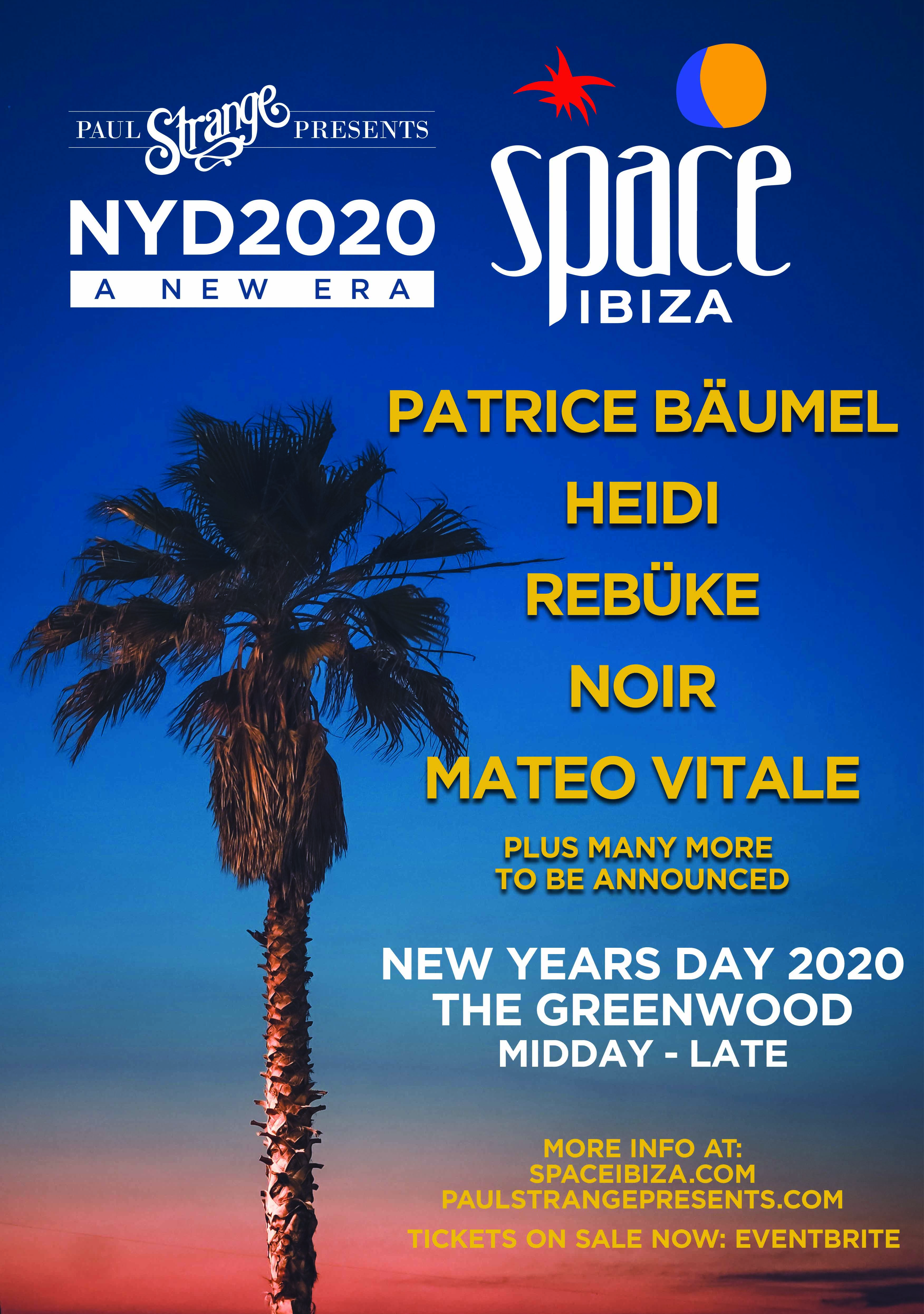PSP Space NYD2020 AusPalm POSTER