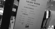 One night with 21th September 2011