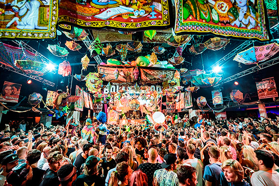 Kehakuma - elrow at Space Ibiza