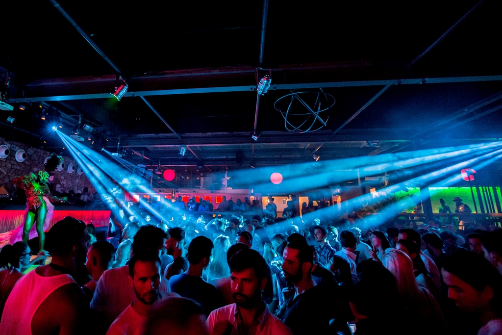 RAW CHANGE at Space Ibiza