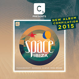 Space Ibiza Compilation 2015