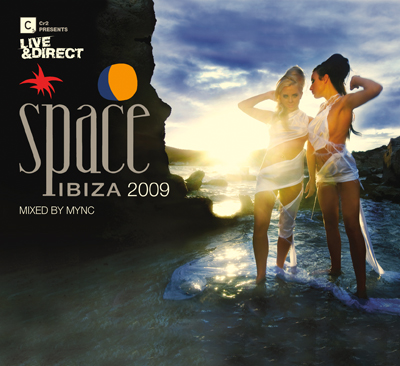 LIVE & DIRECT-El CD Space Ibiza'09