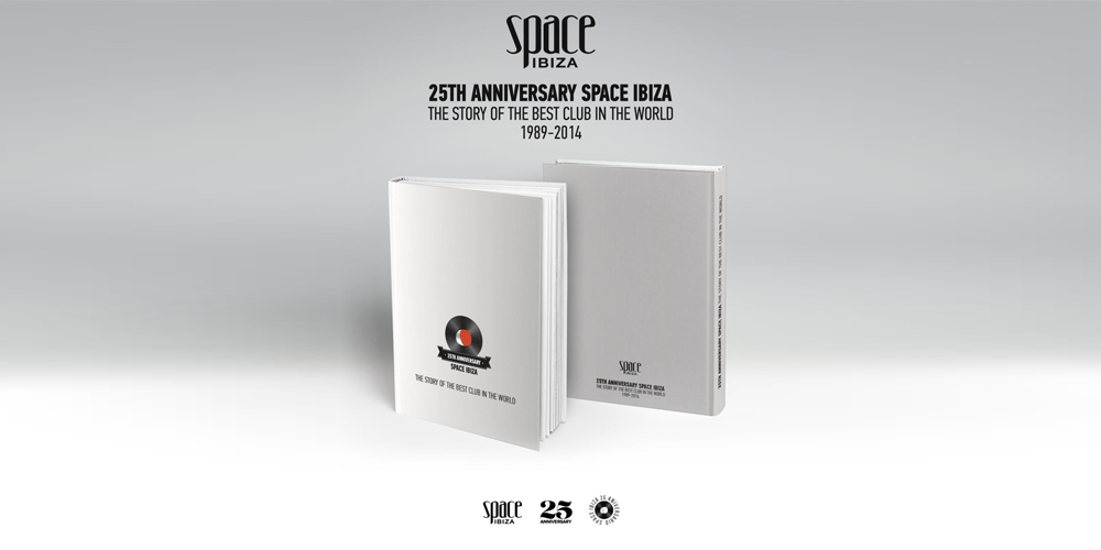 Space The Book