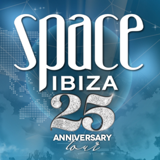 SPACE 25TH ANNIVERSARY