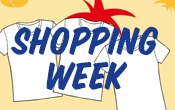 Take advantage of the discounts on Space Shopping Week
