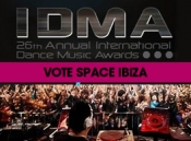 Space Ibiza double nomination at the IDMA