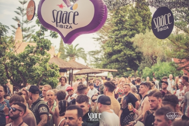 09&16/08/2017 SPACE IN THE PARK @BENIMUSSA (IBIZA)