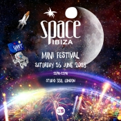 Space Ibiza MINI FESTIVAL el 16 de junio en Studio 338, Londres