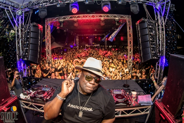 01/01/2019 SPACE IBIZA NEW YEARS DAY @GREENWOOD HOTEL (SYDNEY) w/CARL COX, ERIC POWELL, JAVI BORA