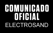 OFFICIAL COMMUNICATION: SPACE IBIZA - ELECTROSAND