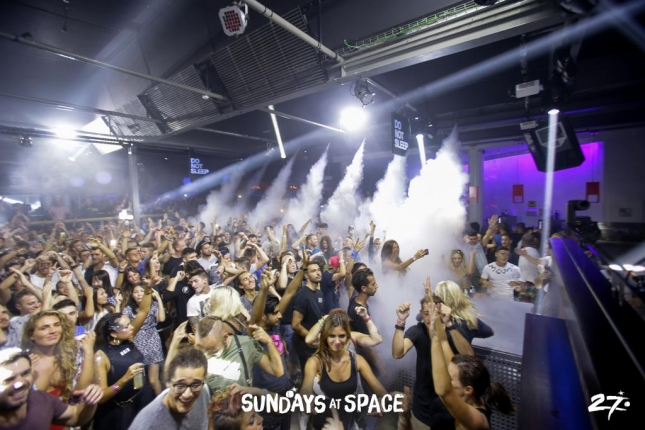 Sundays at Space 2016-09-25