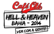 CAFÉ OLÉ IS PERVERT TRAVELS TO BRAZIL HELL & HEAVEN FESTIVAL