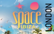 Space Beach Club 16th July at Studio 338 in London