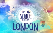 Space Ibiza On Tour next stop? London 26th November