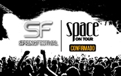 Space On Tour goes to Alicante Spring Festival next 20th May