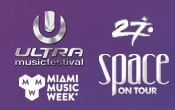 Countdown for the Ultra Music Miami