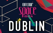 Space Ibiza On Tour - New Year's eve celebration in Dublin