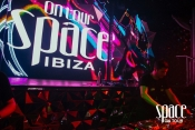 SPACE IBIZA ON TOUR ATERRIZA EN ALDEANUEVA