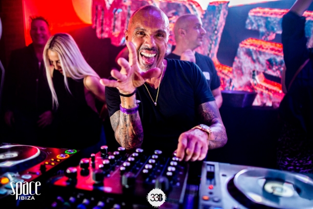 15/09/2018 SPACE IBIZA ON TOUR  @STUDIO338 (LONDON) w/DAVID MORALES, TIEFSCHWARZ, BAREM, BRANDON BLOCK, SMOKIN´JO, JAVI BORA, ANDREW KAY
