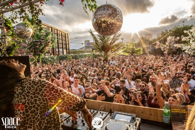 16/06/2018 SPACE IBIZA ON TOUR @STUDIO338 (LONDON) W/FELIX DA HOUSECAT, TIMO MAAS, PBR STREETGANG, JON RUNDELL, BRANDON BLOCK, SMOKIN JO, JAVI BORA, JASON BYE, ANDREW KAY