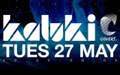 THE SUCCESSFUL KALUKI GOES BACK TO SPACE IBIZA