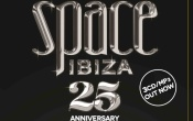 SPACE IBIZA LAUNCHES ITS 25TH ANNIVERSARY COMPILATION
