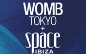 WOMB TOKYO BACK TO SPACE IBIZA ON JUNE 18TH