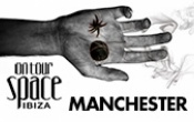 House Music in Manchester with Space Ibiza On Tour