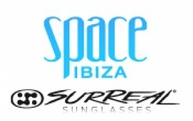 Exclusive collection for Space Ibiza by Surreal Sunglasses