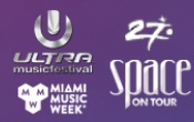 Space On Tour lands at the Ultra Music Festival Miami