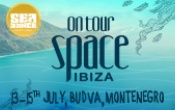 Space Ibiza On Tour goes to Sea Dance Festival (Montenegro)