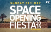 Space Ibiza unveils its  ultimate Space Opening Fiesta Lineup.