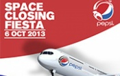 PEPSI FLIGHT WILL LAND ON SPACE IBIZA ON OCTOBER 6TH