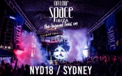 SPACE IBIZA ON TOUR THE LEGEND LIVES ON - BACK TO SYDNEY