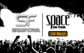John Digweed y Coyu headliners de Space On Tour en el Spring Festival